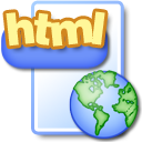 html from wikipedia